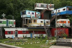 """Trailer Park Living  """"How do I hate thee? Let me count the days"""